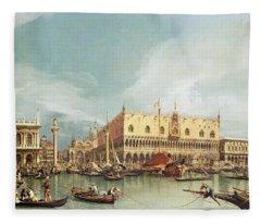The Molo, Venice Fleece Blanket