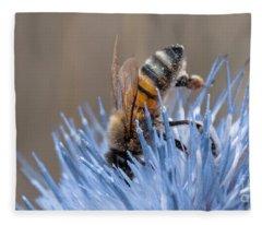 The Naturalist Fleece Blanket