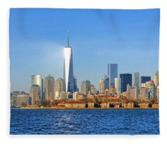 The New Manhattan Fleece Blanket