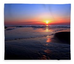 The North Sea Fleece Blanket