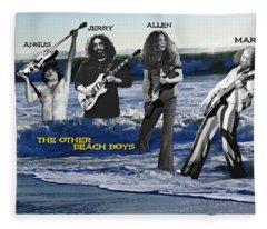 The Other Beach Boys Fleece Blanket