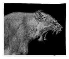 The Pain Within Fleece Blanket