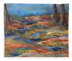 The Path 1 Fleece Blanket
