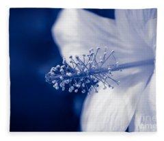 The Spring Wind Whisper Fleece Blanket