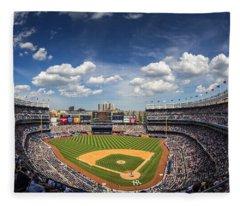 The Stadium Fleece Blanket