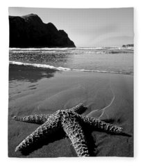 The Starfish Fleece Blanket