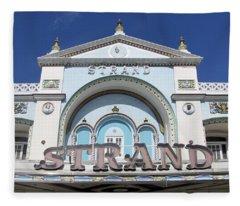 The Strand Key West Fleece Blanket