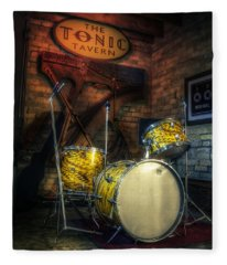 The Tonic Tavern Fleece Blanket