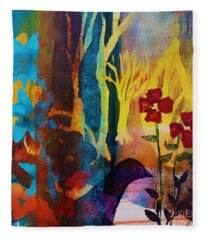 The Unforgettable Walk Fleece Blanket