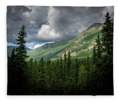The Valley Fleece Blanket