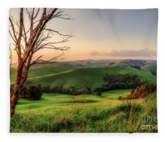 The Valley Fleece Blanket