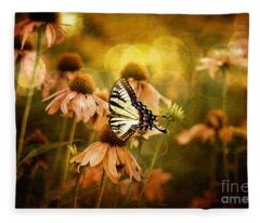 The Very Young At Heart Fleece Blanket
