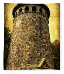 The Watch Tower Fleece Blanket