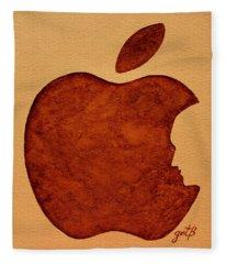 Think Different Steve Jobs 3 Fleece Blanket