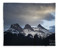 Three Sisters Fleece Blanket