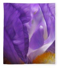 Thumbelina Dreaming Fleece Blanket