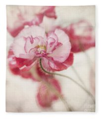 Tickle Me Pink Fleece Blanket