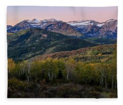 Timp First Light Fleece Blanket