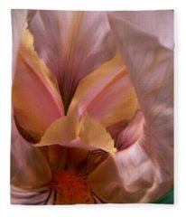 Tinkerbell Iris Fleece Blanket