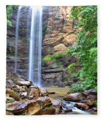 Toccoa Falls Fleece Blanket