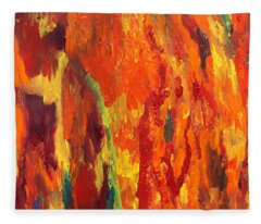 Embers Fleece Blanket