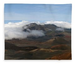 Top Of The World Fleece Blanket