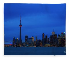 Toronto Blues... Fleece Blanket