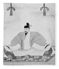 Toyotomi Hideyoshi (1536-1598) Fleece Blanket