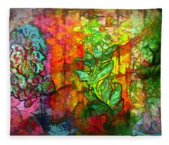 Transformation Fleece Blanket