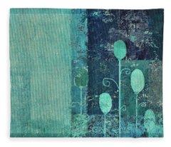 Triploflo - 15at02 Fleece Blanket
