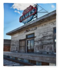 Tunica Gateway To The Blues Fleece Blanket