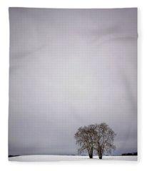 Two Fleece Blanket
