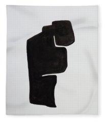 Untitled 1 Fleece Blanket