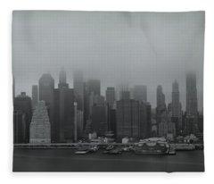 Urbanoia Fleece Blanket