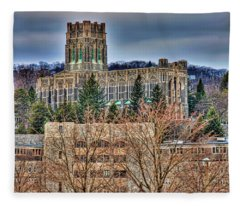Usma Cadet Chapel Fleece Blanket