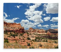 Utah Fleece Blanket