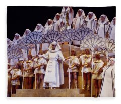 Verdi Aida Fleece Blanket