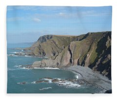 Higher Sharpnose Point Fleece Blanket