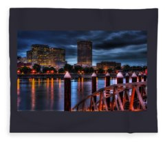 The Eastbank Fleece Blanket