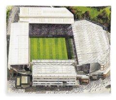 Villa Park - Aston Villa Fleece Blanket