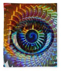 Visionary Fleece Blanket