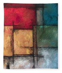 Vivid Fleece Blanket