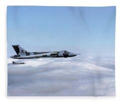 Vulcan Bombers Fleece Blanket