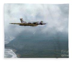 Vulcan Landfall Fleece Blanket