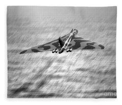 Vulcan Sea  Fleece Blanket