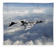 Vulcans Fleece Blanket