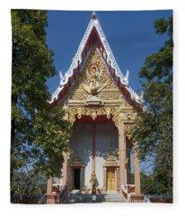 Wat Laksi Ubosot Dthb1426 Fleece Blanket