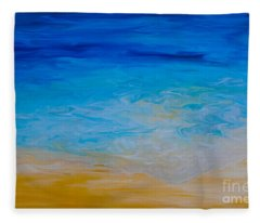 Water Vision Fleece Blanket