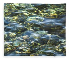 Water World Fleece Blanket