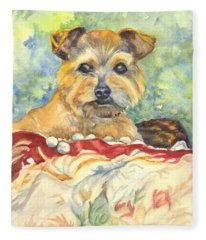 Dexter Fleece Blanket
